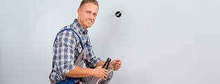 Installation et entretien de système d'alarme