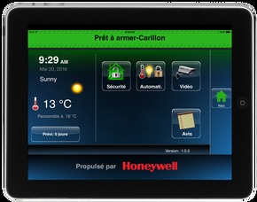 LYNX Connect App honeywell