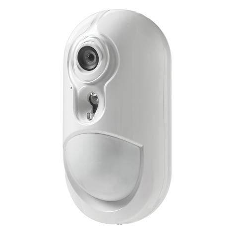 detecteur mouvement dsc avec camera