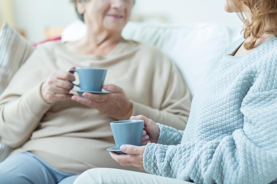 Sécurité personnes âgées avec alarme DSC