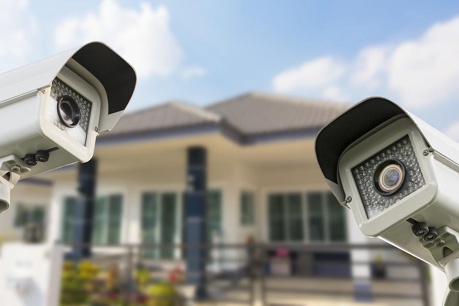 alarme avec centrale de surveillance